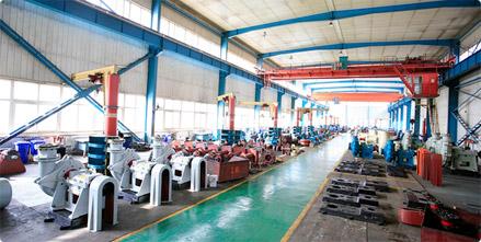 Shijiazhuang Industrial Pump Factory