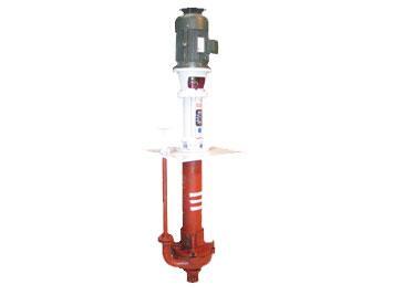 Pompe à boue verticale de la série ZJL