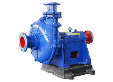 Pompe d'alimentation de filtre-presse de la série ZJG