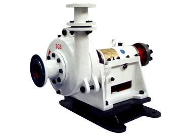 Pompe à boue horizontal à enceinte unique de la série D
