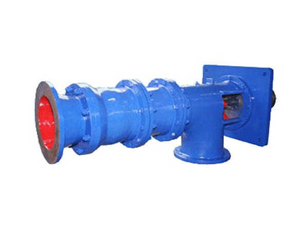 Pompe axiale verticale de la série ZLN